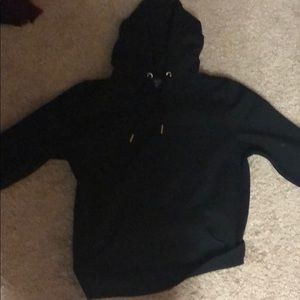 Primark black hoodie